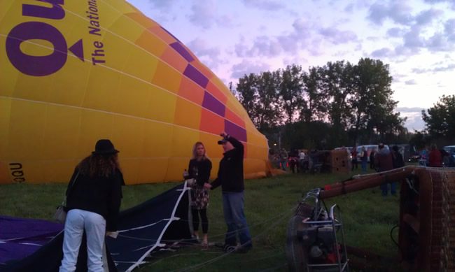 Canberra Balloon Flights